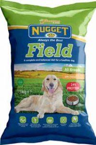 Nugget Feild Dog Food